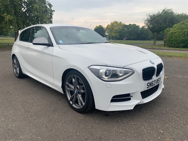 used BMW M135i  in essex