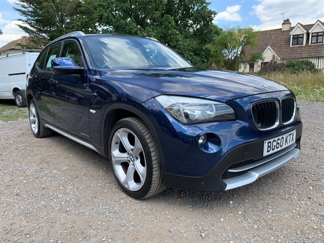 used BMW X1 SDRIVE20D SE in essex