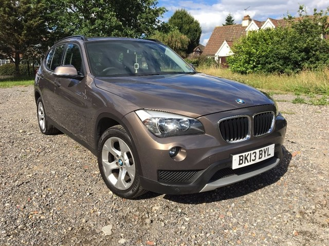 used BMW X1 18d SE SUV 5dr Automatic sDrive (132 g/km, 141 bhp) in essex