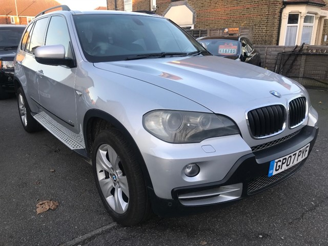 used BMW X5 D SE 7STR in essex