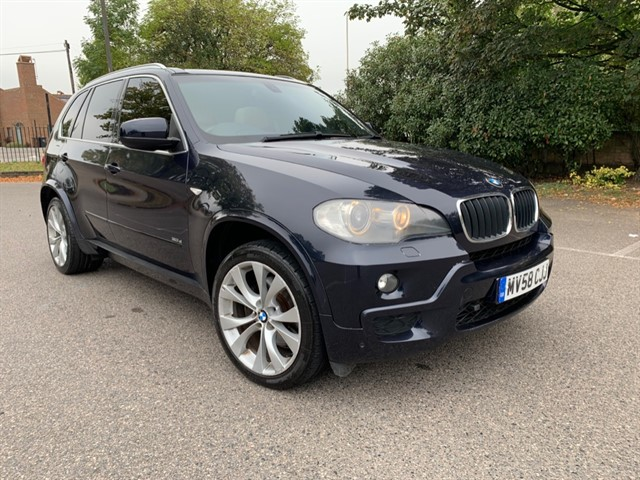 used BMW X5 D M SPORT in essex