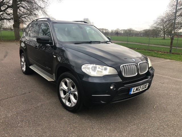 used BMW X5 XDRIVE40D SE in essex