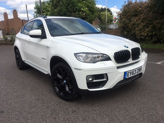 used BMW X6 30d Station Wagon 5dr Auto xDrive (195 g/km, 245 bhp) in essex