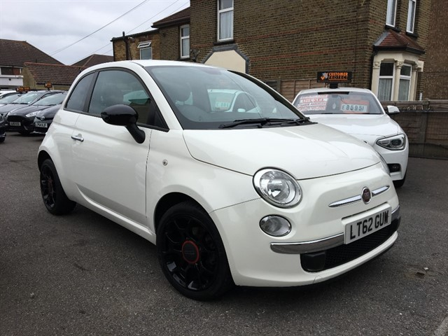 used Fiat 500 STREET in essex