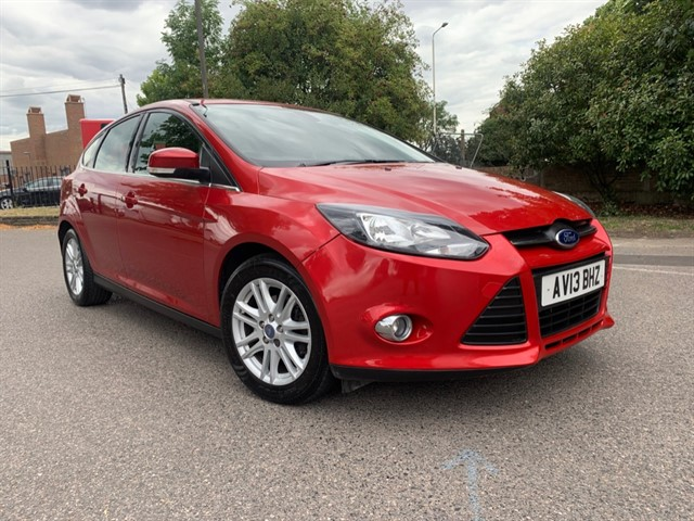 used Ford Focus TITANIUM in essex
