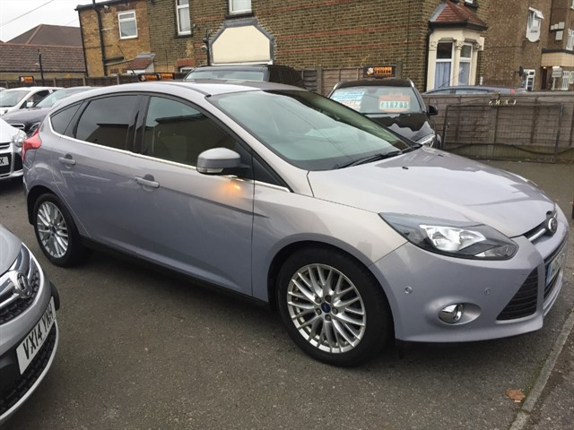 used Ford Focus ZETEC TDCI in essex