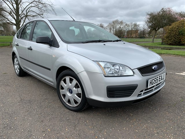 used Ford Focus LX 16V in essex