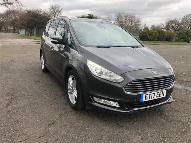 used Ford Galaxy TITANIUM TDCI in essex