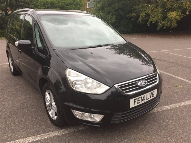 used Ford Galaxy TDCi Zetec Powershift 5dr in essex