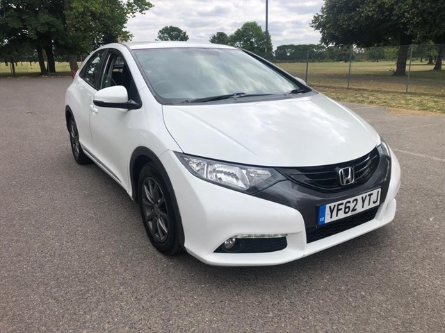 used Honda Civic I-VTEC ES in essex