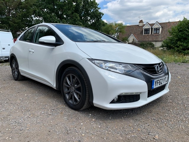 used Honda Civic I-VTEC ES in essex