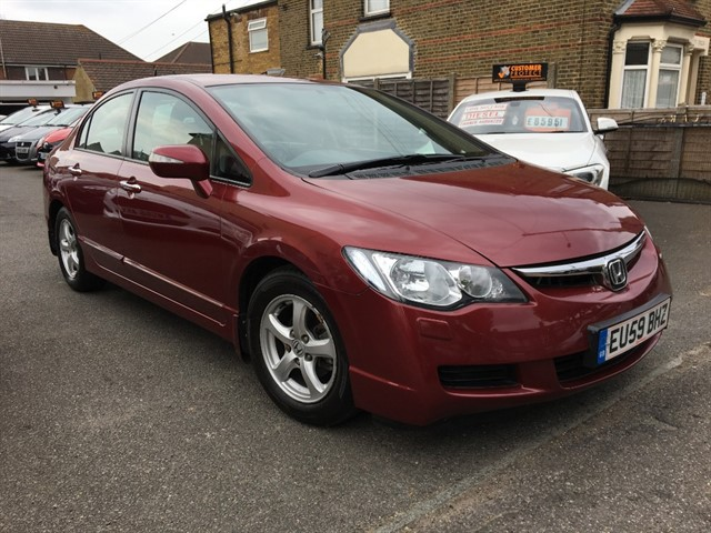 used Honda Civic IMA ES in essex