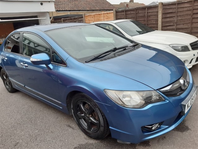 used Honda Civic IMA EX in essex