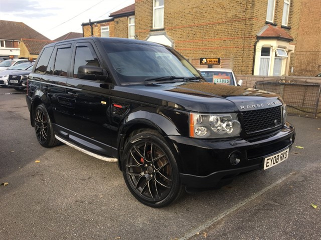 used Land Rover Range Rover Sport TDV6 SE in essex