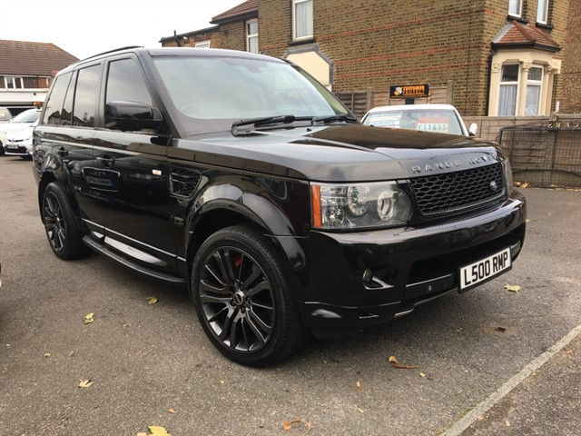 used Land Rover Range Rover Sport V8 HSE in essex