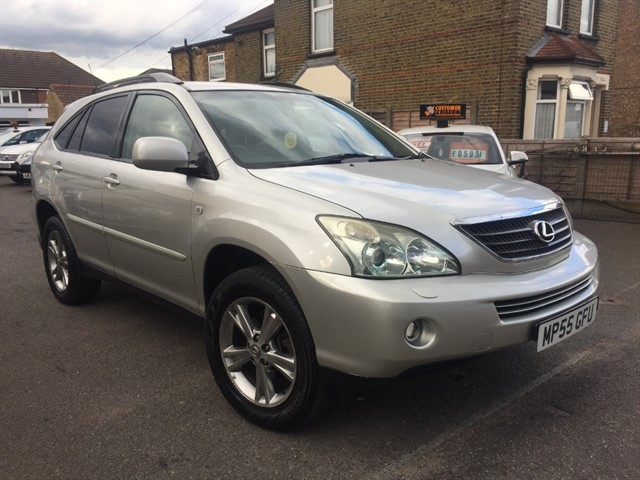 used Lexus RX 400h  in essex