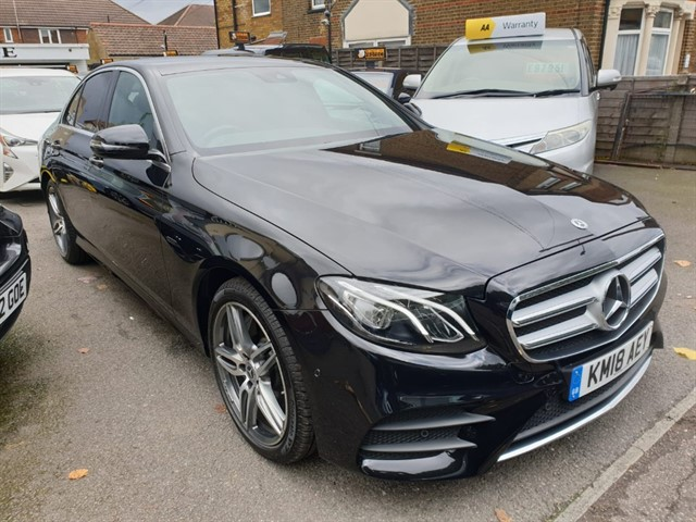 used Mercedes 350 E  E AMG LINE in essex