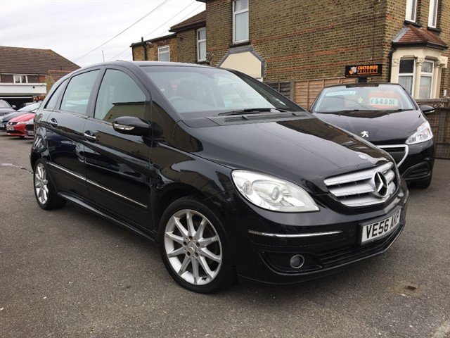 used Mercedes B200 CDI SE in essex