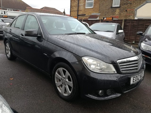 used Mercedes C180 BLUEEFFICIENCY SE in essex