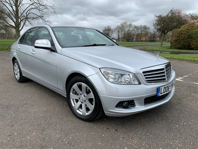 used Mercedes C180 KOMPRESSOR SE in essex