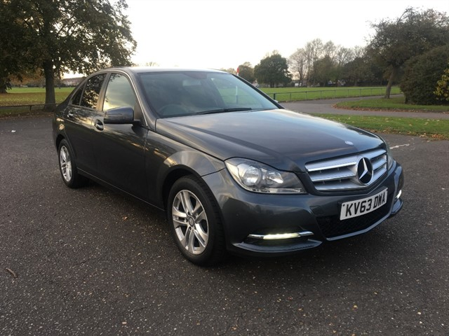used Mercedes C180 C180 BLUEEFFICIENCY EXECUTIVE SE in essex