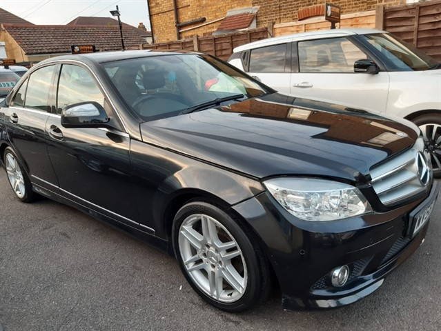used Mercedes C180 KOMPRESSOR SPORT in essex
