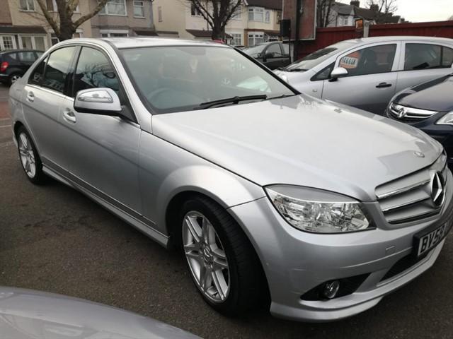 used Mercedes C220 CDI SPORT in essex