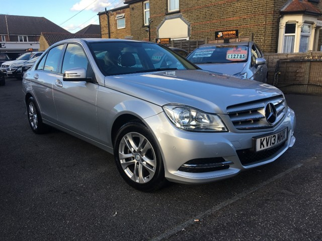 used Mercedes C220 CDI BLUEEFFICIENCY EXECUTIVE SE in essex