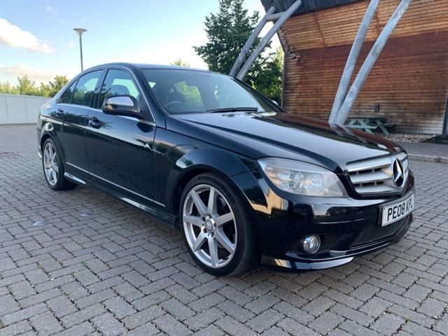 used Mercedes C320 CDI SPORT in essex