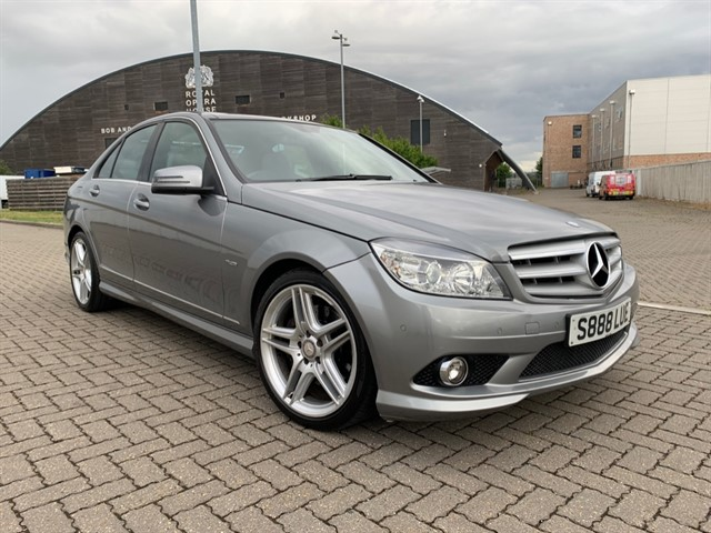 used Mercedes C350 CDI BLUEEFFICIENCY SPORT in essex