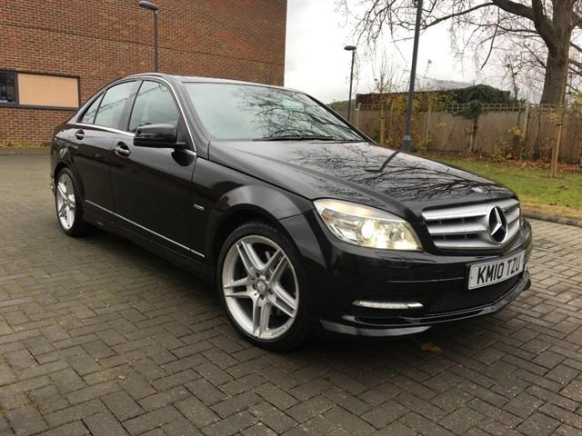 used Mercedes C350 C350 CDI BLUEEFFICIENCY SPORT in essex