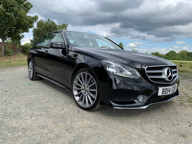 used Mercedes E250 E250 CDI SE, AMG SPECS 7G-Tronic Plus 4dr in essex