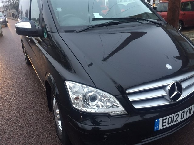used Mercedes Viano 2.2 CDI Ambiente Long MPV 5dr in essex