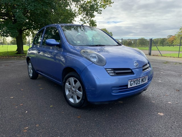 used Nissan Micra URBIS in essex