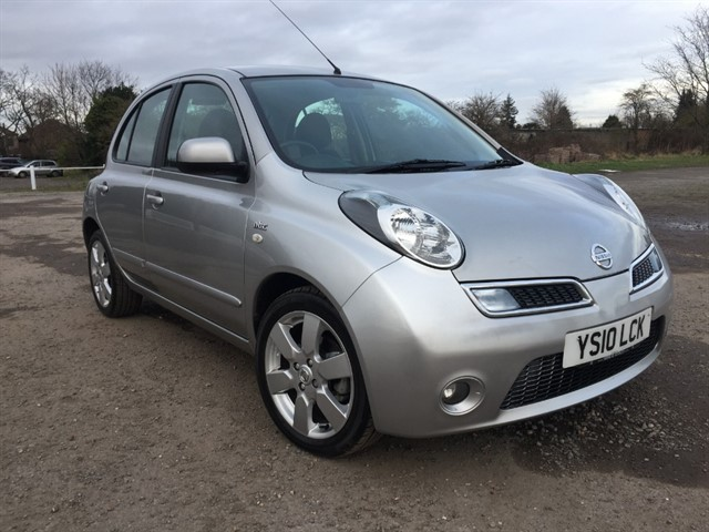 used Nissan Micra N-TEC in essex