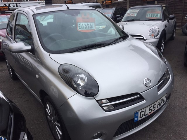 used Nissan Micra 160SR in essex