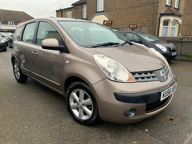 used Nissan Note SE in essex