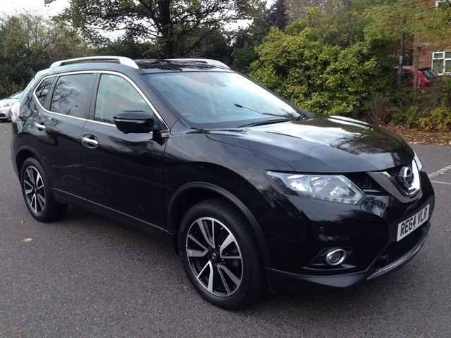 used Nissan X-Trail DCI N-TEC in essex