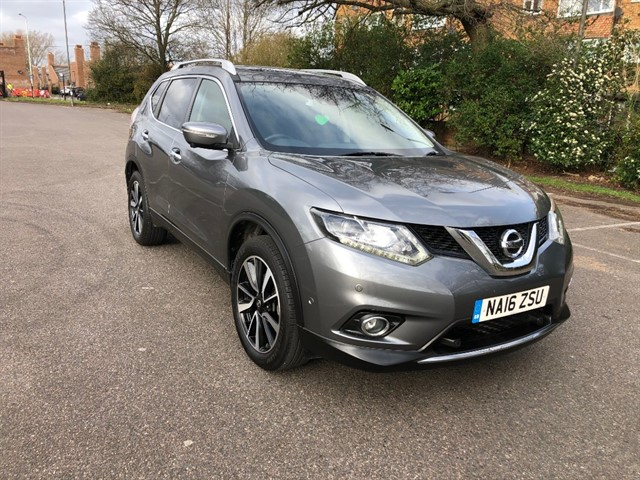 used Nissan X-Trail DCI TEKNA XTRONIC in essex
