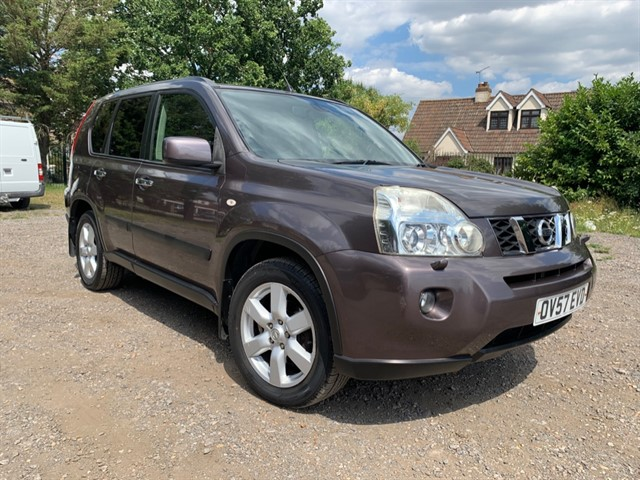 used Nissan X-Trail AVENTURA EXPLORER in essex