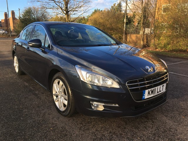 used Peugeot 508 E-HDI ACTIVE in essex