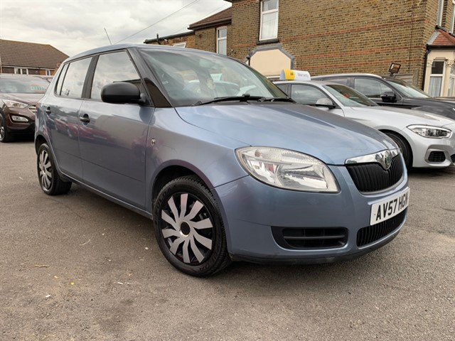used Skoda Fabia 1 HTP 60 in essex