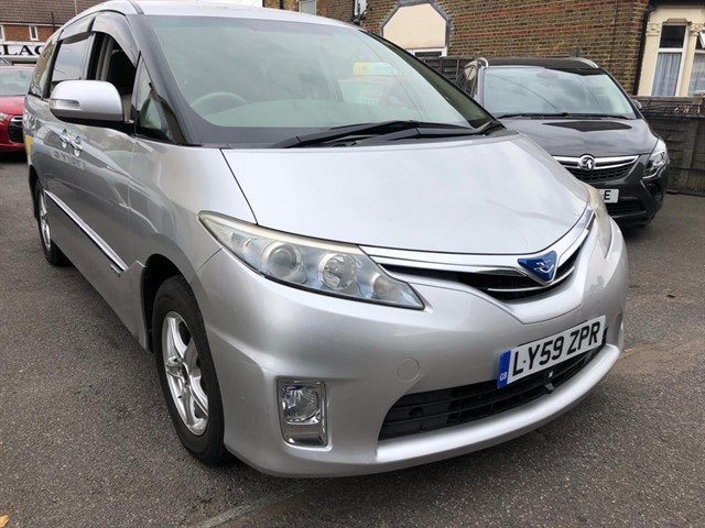 used Toyota Estima  in essex