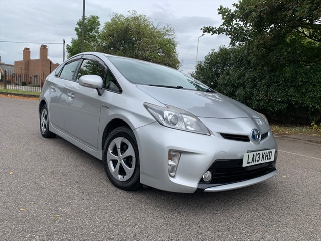 used Toyota Prius VVT-I T4 Hybrid/Electric in essex