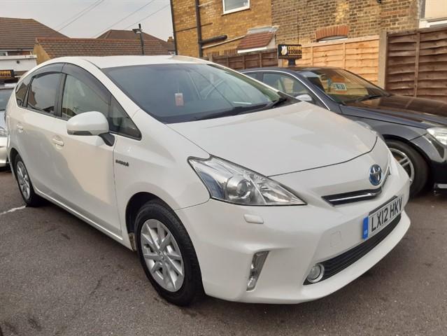 used Toyota Prius Plus BUSINESS EDITION in essex