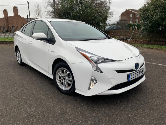 used Toyota Prius VVT-I ACTIVE in essex
