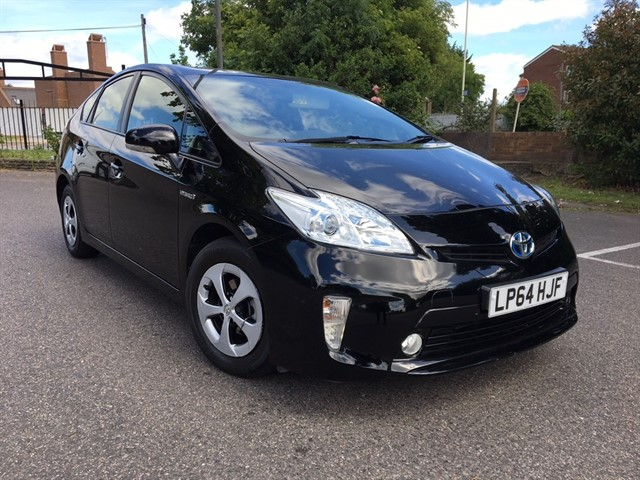 used Toyota Prius VVT-i T3 CVT 5dr in essex