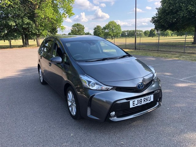 used Toyota Prius Plus EXCEL TSS in essex