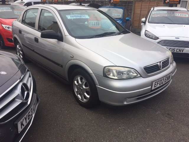 used Vauxhall Astra LS in essex