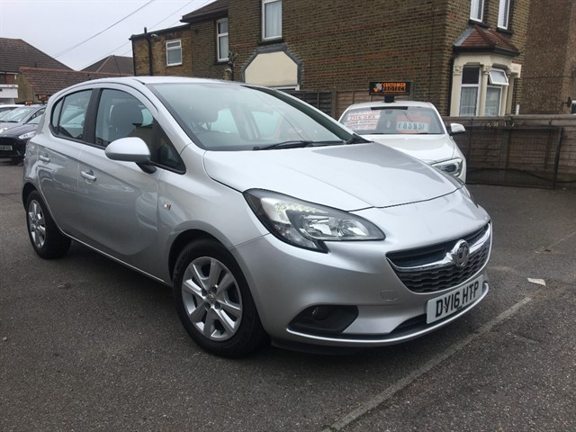 used Vauxhall Corsa DESIGN in essex
